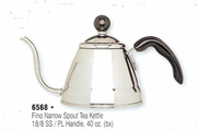 Fino Narrow Spout Tea Kettle  40oz