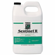 Franklin Cleaning Technology® Sentinel II Disinfectant, Citrus Scent, Liquid, 1 gal. Bottles, 4/Carton