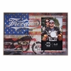 Freedom...On The Road Motorcycle Theme Picture Frame 4 x 6