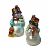 Gay Christmas Pride Rainbow Snowman