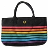 Gay Pride Rainbow  Beach Tote