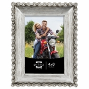 Geared Up Motorcycle Chain Photo Frame  4 x 6