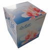 Gen Paper Goods Facial Tissue Cube Box, 2-PLY, WHITE, 85 SHEETS/BOX 36 boxes/Case  FREE SHIPPING