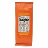 GoJo Fast Wipes  Towels 60-count Tool Box Pack  6/cs