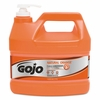 GoJo Natural Orange Hand Cleaner With Pumice (Gallon)