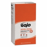 GOJO  NATURAL ORANGE  PUMICE Hand Cleaner 5000ml Refills