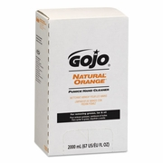 GOJO  NAUTRAL ORANGE PUMICE Hand Cleaner 2000ml