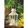 "Graceful Garden Lantern  12""h"