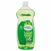 Green Works  Natural Dishwashing Liquid  38oz Bottle