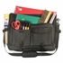 Heritage Arts  Deluxe Traveler Artist's Messenger Bag Black