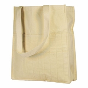 HERITAGE  Crafter's and Painter's Tote Natural Canvas