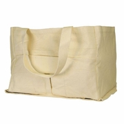 HERITAGE  Watercolor Painter's Natural Heavy-Duty Canvas Bag