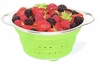 HIC Collapsible Colander with Metal Handles 1-1/2 QT