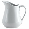 HIC White Porcelain Pitcher 16oz