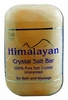 Himalayan Crystal  Salts  Bar For Bath or Massage Unscented by Aloha Bay