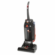 "Hoover Hush Bagless Upright Vacuum, 15"" Cleaning Path FREE SHIPPING"
