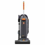"Hoover HushTone Vacuum Cleaner, 15"", Orange/Gray FREE SHIPPING"