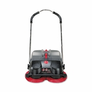 Hoover SpinSweep Pro Outdoor Sweeper, Black  FREE SHIPPING