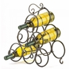Iron Wire Wine Bottle Rack