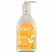 Jason Bath Care Chamomile / Comfey Satin Shower Body Wash  30 fl. oz.