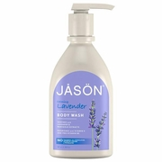 Jason Bath Care Lavender Satin Shower Body Wash 30 fl. oz.