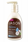 Jason Bath Care Smoothing Coconut  Satin Shower Body Wash  30 fl. oz