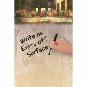 JOTz SPOTz The Last Supper by DaVinci 10 x 14 Dry Erase Image Board