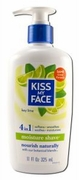 Kiss My Face Moisture Shave  11oz.