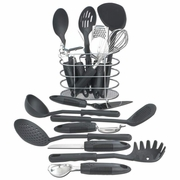 Maxam®  Kitchen Tool Set   17pc