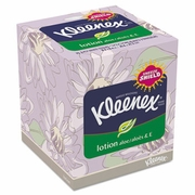 Kleenex Lotion Facial Tissue  27 boxes/case