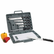 Knife Carving Set  7pc with Carrying Case