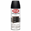 Krylon � Chalkboard Spray Paint Black 12oz