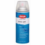 Krylon ® Gallery Series ™ Fine Art Fixatif Spray 11oz