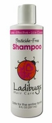 Ladibugs Lice Prevention and Elimination Shampoo 8 oz