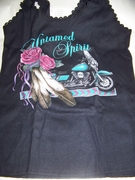 "Ladies' Tank Top ""Untamed Spirit"""