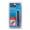 Quartet Classic Comfort Laser Pointer, Class 3A, Projects 919 ft, Jade Green