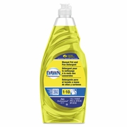 Dawn® Professional  Manual Pot & Pan Dish Detergent, Lemon, 38 oz Bottle, 8/Carton