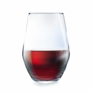 Luminarc Concerto Series Stemless Wine Glasses