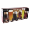 Luminarc Craft Brew   Assorted Set  6pc