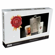 Luminarc Jim Beam 3pc Flask Set