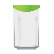 Luminarc Keep N Box Jar with Green Lid 38-1/2oz