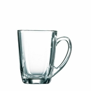 Luminarc New Morning Glass Mug  3oz Espresso