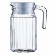 Luminarc Refrigerator Jar with Lid 16-3/4 oz.