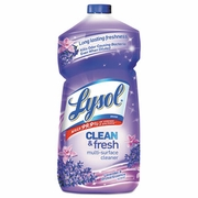 Lysol All-Purpose Cleaner, Lavender & Orchid Essence Scent, 40 oz Bottle  9/case  FREE SHIPPING