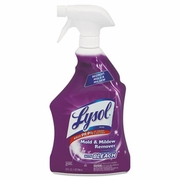 LYSOL  Brand Mold and Mildew Remover with Bleach 32oz Bottle (12/case)