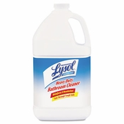 Lysol ® Professional  Disinfectant Heavy Duty Bathroom Cleaner Concentrate  4 gal/case