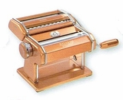 Marcato Atlas 150 Hand Crank Pasta Machine Copper