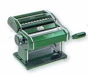 Marcato Atlas 150 Hand Crank Pasta Machine Green