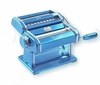 Marcato Atlas 150 Hand Crank Pasta Machine Light Blue
