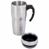Travel Tumbler Maxam® 16oz Stainless Steel